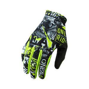 O'Neal Kinder Handschuhe Matrix Attack Youth, Gelb , M