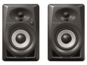 Pioneer DM-40BT, 2-Wege, Verkabelt & Kabellos, 3.5mm/Bluetooth, 70 - 30000 Hz, 10000 Ohm, Schwarz