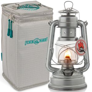 Petroleumlampe Feuerhand baby special 276 Sturmlaterne Laterne + Transporttasche