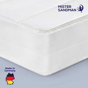 Matratze 180x190 - H3 - Höhe ca. 15 cm - Bequeme Matratze aus Kaltschaum mit 7 Liegezonen und ergonomischer Körperanpassung - Versand als Rollmatratze