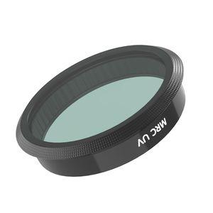 Wasserdichter Sportkameraobjektiv-Schutzfilter für DJI OSMO ACTION UV wie beschrieben