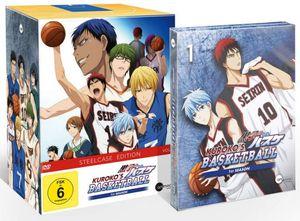 Kuroko´s Basketball - Vol.1 + Sammelschuber - Limited Edition - DVD