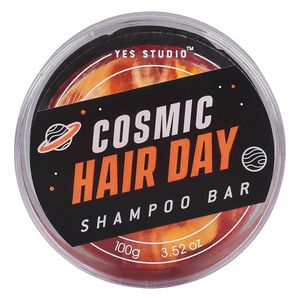Yes Studio cosmic Hair Day Haarseife 100 Gramm Vegan Orange
