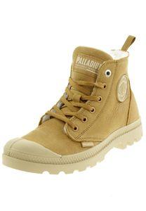 PALLADIUM Damen Pampa Hi Zip WL W Winter Ankle Boots Stiefelette 95982 braun, Schuhgröße:40 EU