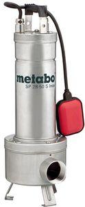 Metabo Schmutzwasserpumpe SP 28--50 SG Inox