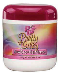 PCJ Pretty n Silky New Gro Hairdress 142g