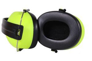 Bügelgehörschutz klappbar Portwest PS 41 neongelb 25 dB hohe Sichtbarkeit
