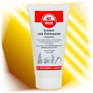 Rotweiss Schleif +  Polierpaste 150 ml 5150