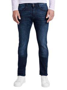 TOM TAILOR TROY Herren Stretch Jeans, Inch Größen:W38/L32, Tom Tailor Farben:Mid Stone Wash Denim