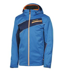 Ziener Herren Freeride Ski Jacke Skijacke Timaru Primaloft persian blue, Größe:58