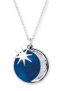 Engelsrufer ERN-MOON-PB Damen Collier Mond Stern Silber 50 cm