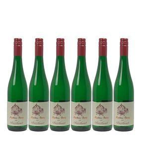 Weißwein Mosel Weingut Markus Burg Qualitätswein Sweetheart lieblich und vegan (6x0,75l)