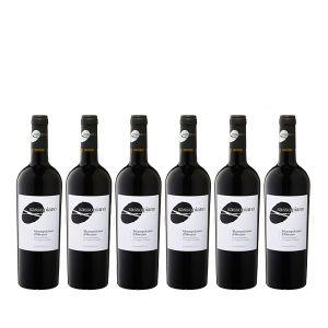 Rotwein  Italien Montepulciano Sassopiano trocken (6x0,75l)