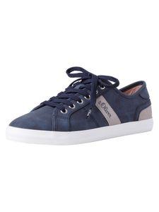 s.Oliver Damen Sneaker blau 5-5-23635-26 Größe: 38 EU