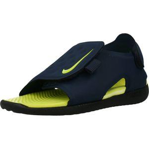 Nike Nike Sunray Adjust 5 (Td) - midnight navy/lemon venom-black, Größe:9C