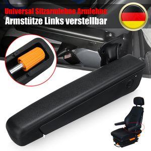 Universal Sitzarmlehne Armlehne Armstütze Einstellbar Links Auto LKW Wohnmobil