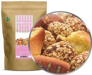 Golden Coast Blend - Erdnuss und Brezel mit Honig und Senf - ZIP Beutel 450g