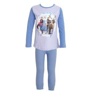 Frozen 2 Mädchen Believe In The Journey Pyjama Set 146 (9-10 Jahre (140)) (Violett)