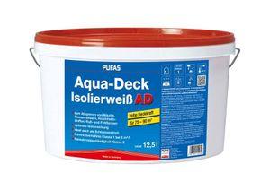 PUFAS Aqua-Deck Isolierweiß E.L.F. - 12,5 Liter