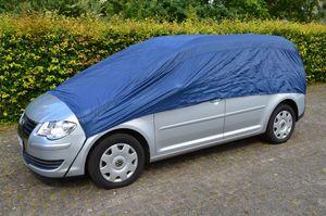 Garage Halbgarage Abdeckhaube Abdeckung Faltgarage Auto KFZ Schutz Größe XL