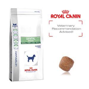 Royal Canin Vet Diet Dental Spezial Small Dog Trockennahrung, Option:2 kg