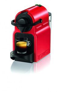 Krups XN1005F Inissia Nespresso Kapselmaschine Rot