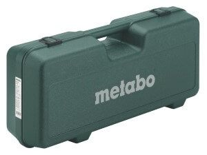 Metabo Kunststoffkoffer für große Winkelschleifer W 17-180 - WX 23-230