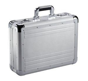 Dermata Aluminum Aktenkoffer 46 cm (silber-matt) - Modell: 7208