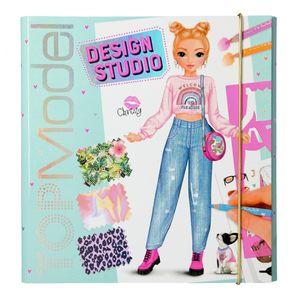 Depesche 11251 Create your TOPModel Design Studio Malbuch Kreativset