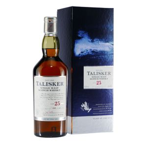 Talisker Single Malt Scotch Whisky 25J-2014 45,80% vol. 0,7 L