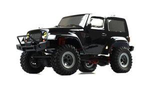 AMXRock Crawler AM24 Ranger 4WD 1:24  RTR schwarz
