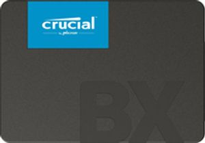 """Crucial BX500 Solid-State-Drive 240GB SATA 2,5"""" 7mm"""