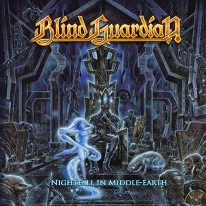 Blind Guardian - Nightfall In Middle Earth (Remixed & Remastered) -   - (CD / Titel: H-P)