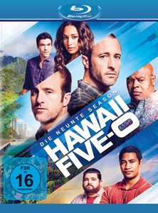 Hawaii Five-0 - Season 9 (5 Discs)