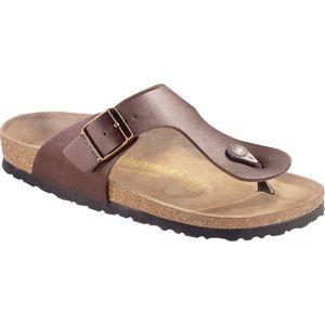 BIRKENSTOCK Ramses Zehentrenner Braun Schuhe, Größe:42