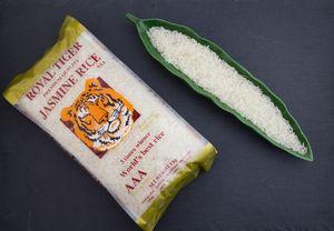 Royal Tiger Permium Qualität- 5 Kg Jasmin Reis