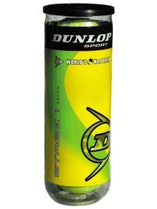 Dunlop Dunlop Stage 1 Kinder-Tennisbälle gelb/grün -