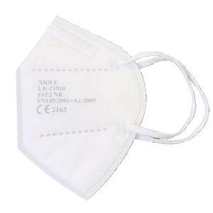 XIQUE® 100 x FFP2 Maske Einzeln verpackte  Atemschutzmaske Schutzmaske Mundschutz CE