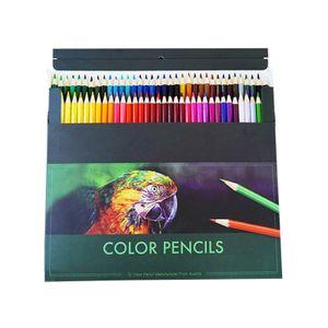 72 Buntstifte Farbstift Set für Kinder Malbuch für Erwachsene Zeichenkunst in der Schule zu Hause