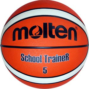 molten Basketball Trainingsball SchoolTraineR Orange Gr. 5