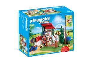 PLAYMOBIL Country 6929 Pferdewaschplatz