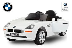 Lizenz Elektro Auto BMW Z8 2x35W 2X6V Weiß