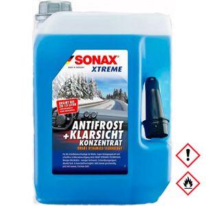 Sonax Xtreme AntiFrost und KlarSicht Konzentrat Frischeduft 5000ml