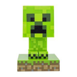 Minecraft 3D Leuchte Icon Light Creeper