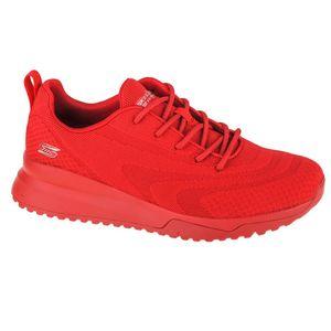 Skechers BOBS SQUAD 3 Damen Sneaker 117178 RED  (Schuhgröße: 39)