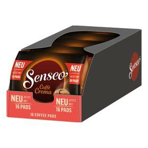 SENSEO Caffè Crema Kaffee Pads 5er Pack - 5 x 16 Getränke