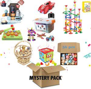 NightyNine Mystery Box Spielzeug Mystery Toy Boxes, Mystery kinder Spielzeug Mystery Toyboxen,  Mystery Toyboxen Gib Dir Eine Überraschung