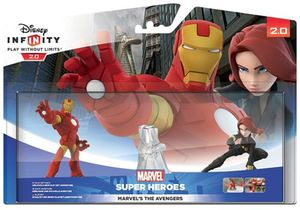 Disney Infinity 2.0: Marvel Super Heroes Playset A