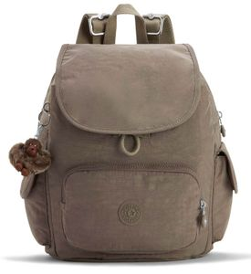 kipling Basic Eyes Wide Open City Pack S Backpack True Beige