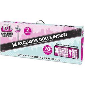 L.O.L. Surprise 2 Playsets mit 14 exclusiven Dolls, 559764